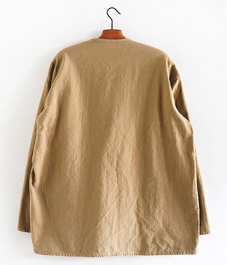 ロシア軍 スリーピングシャツ [Overdyed Beige]