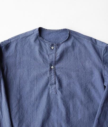 ロシア軍 スリーピングシャツ [Overdyed Blue Gray]