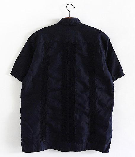 オールドキューバシャツ  [Overdyed Navy]