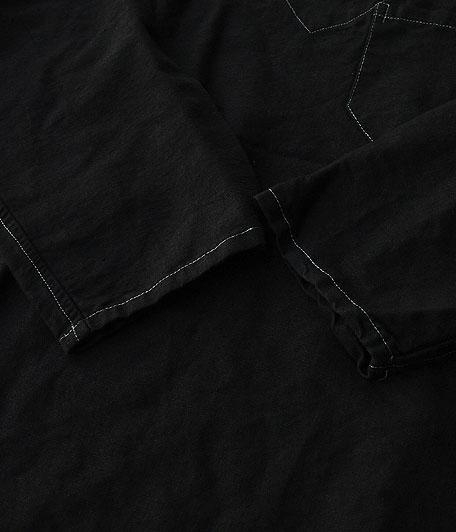 ハンガリー軍スリーピングシャツ [Overdyed Black]