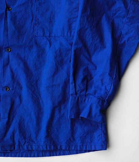ビンテージフレンチワークシャツ [Dead Stock / One Wash]