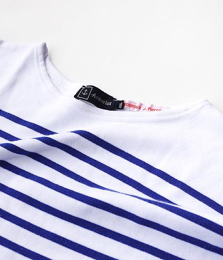 Armor-lux ボーダーバスクシャツ