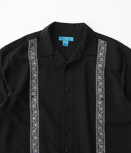 ショートスリーブオープンカラーシャツ