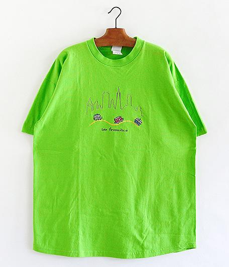 SAN FRANCISCO オールドスーベニアTシャツ