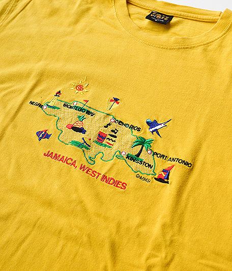 JAMAICA オールドスーベニアTシャツ