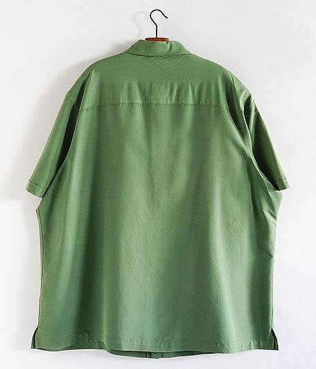 ショートスリーブレーヨンシャツ