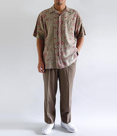 Ralph Lauren ショートスリーブオープンカラーシャツ