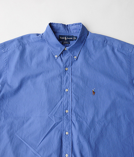 Ralph Lauren ショートスリーブボタンダウンシャツ