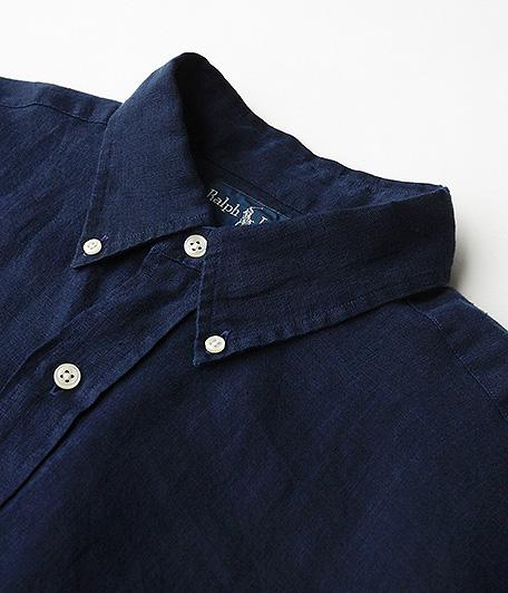 Ralph Lauren ロングスリーブリネンシャツ