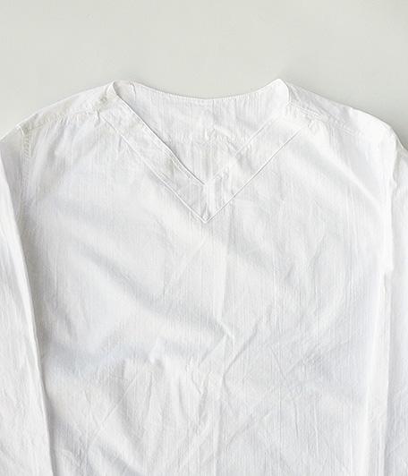 ロシア軍Vネックスリーピングシャツ [Dead Stock]