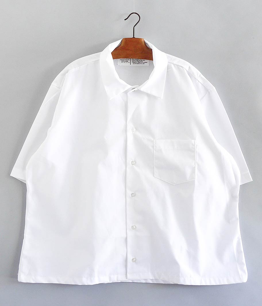 Customized by RADICAL U.S Military Medical S/S Wide Shirt