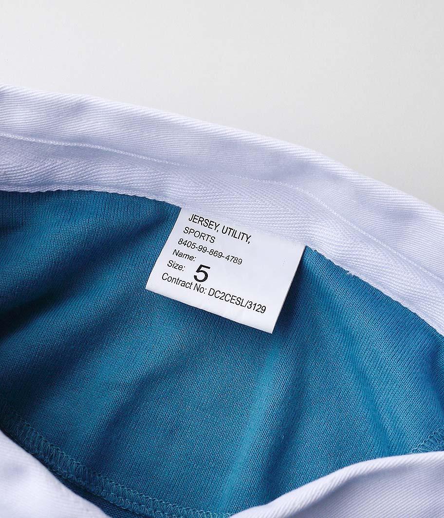 イギリス軍 ラガーシャツ [Dead Stock]