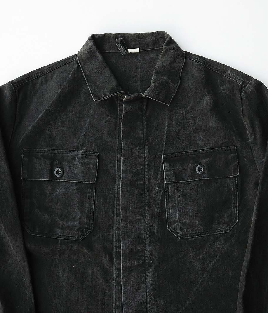 ドイツ軍オールドシャツジャケット