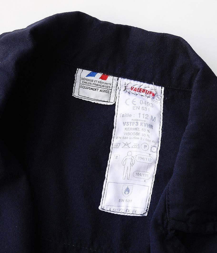 フレンチファイアーマンジャケット