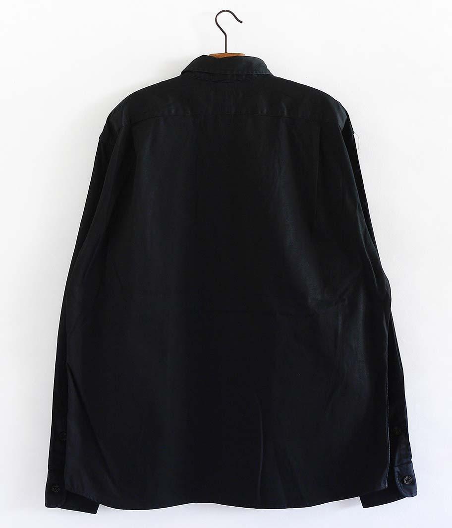 Ralph Lauren コットンミリタリーシャツ