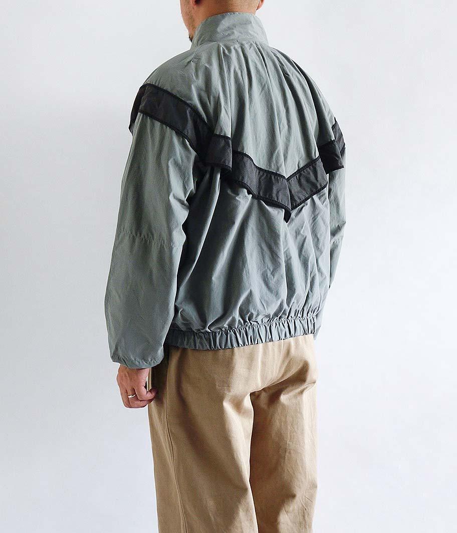 U.S.ARMY ナイロントレーニングジャケット