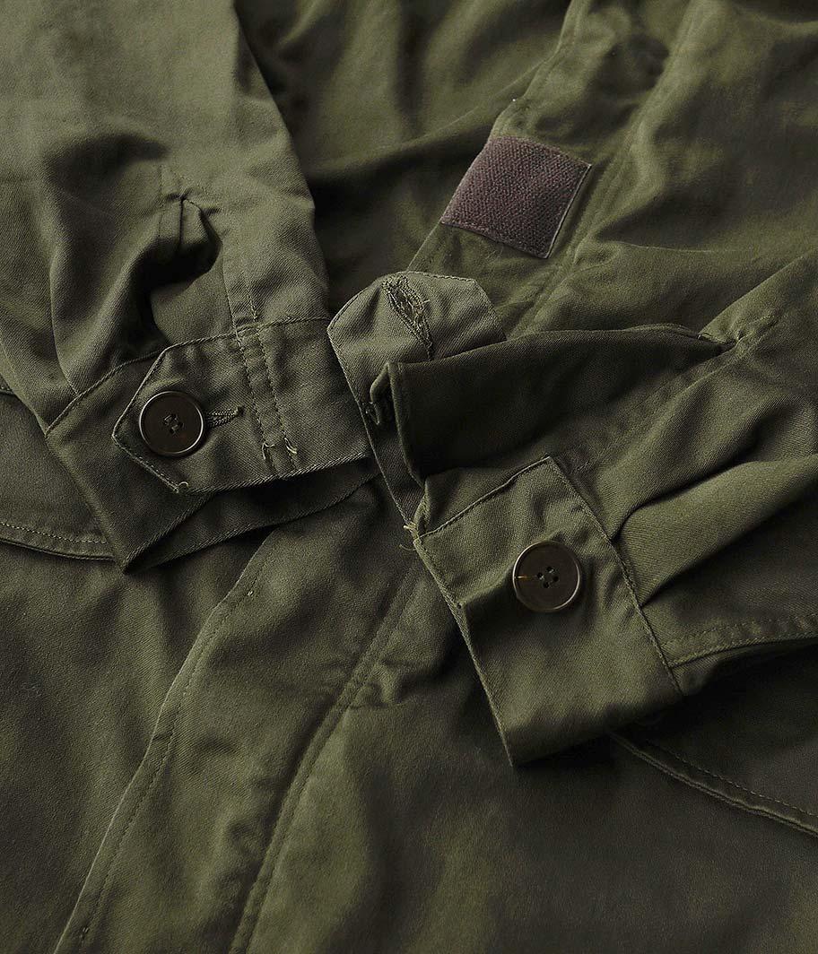 フランス軍 M-64フィールドパーカー [Dead Stock / One Wash]