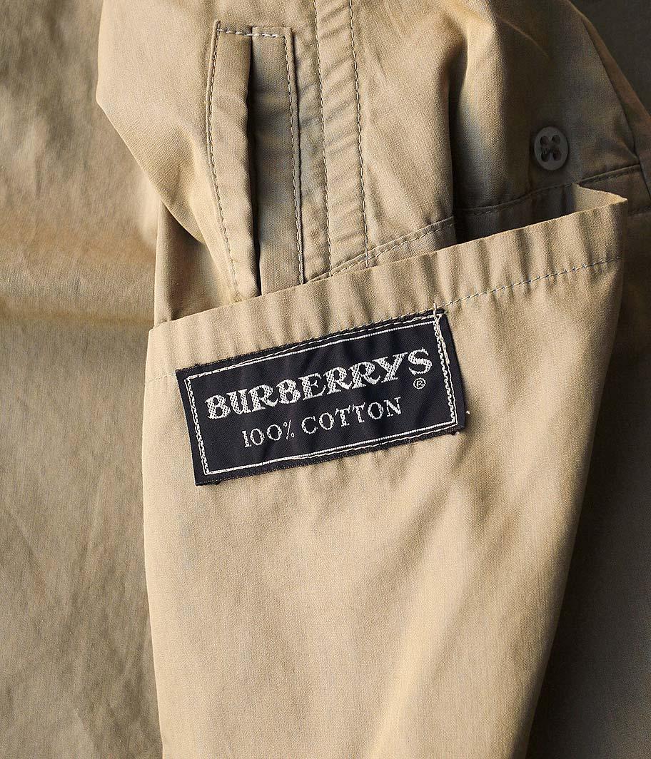 Burberry's オールドトレンチコート