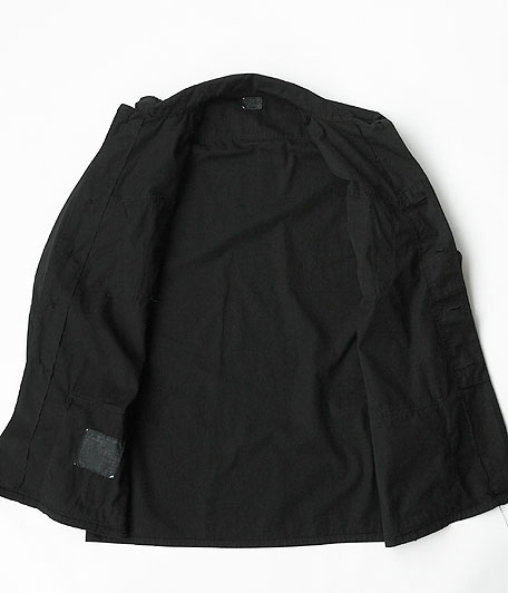 U.S.ARMY ジャングルファティーグジャケット [Overdyed Black]