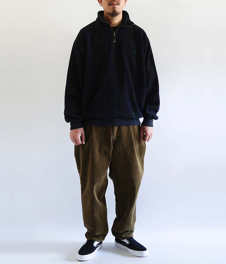 Ralph Lauren ハーフジップフリースジャケット