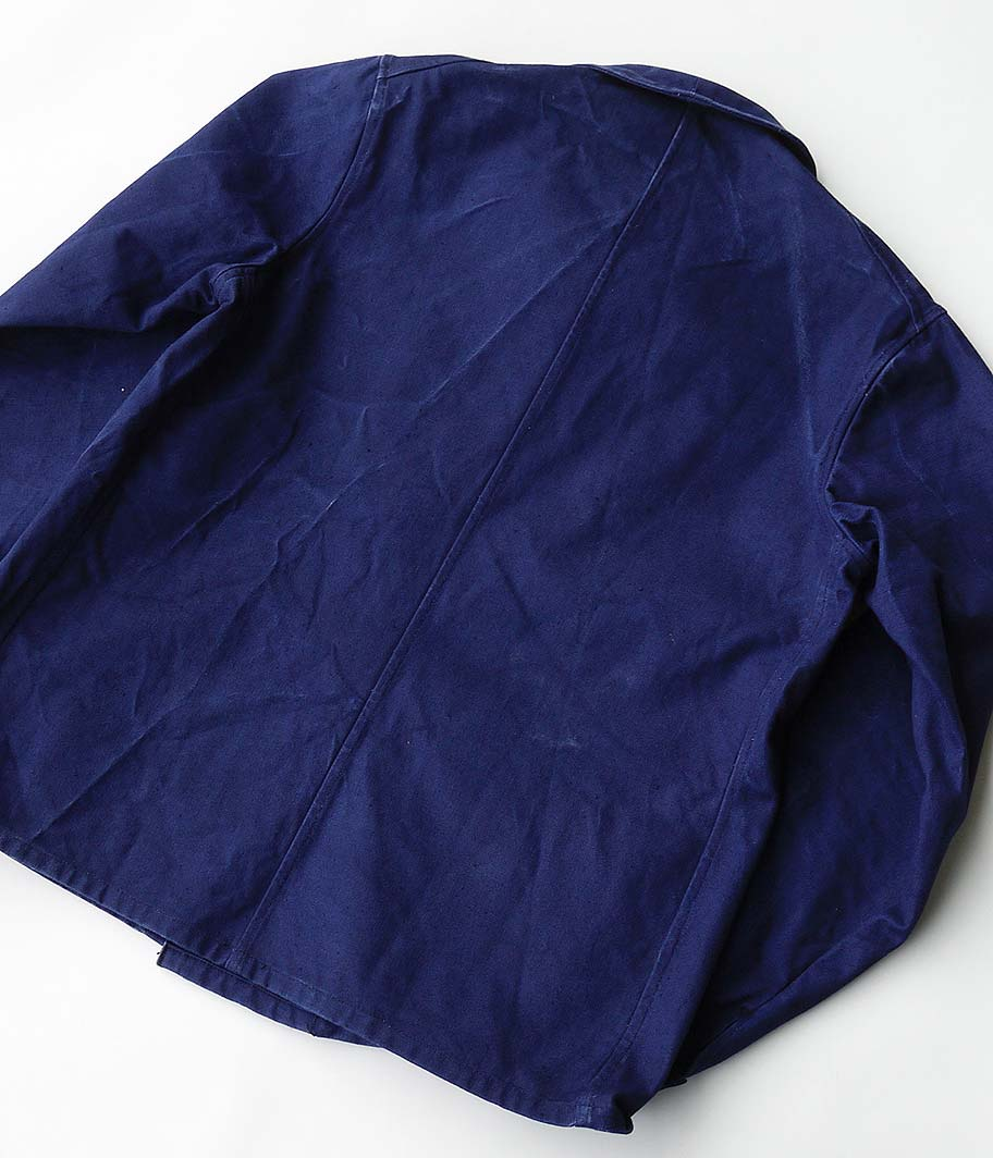 40's ダブルブレステッドフレンチワークジャケット