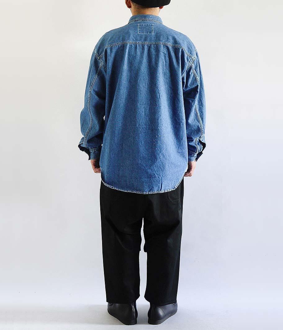 Levi's ロングスリーブデニムシャツ