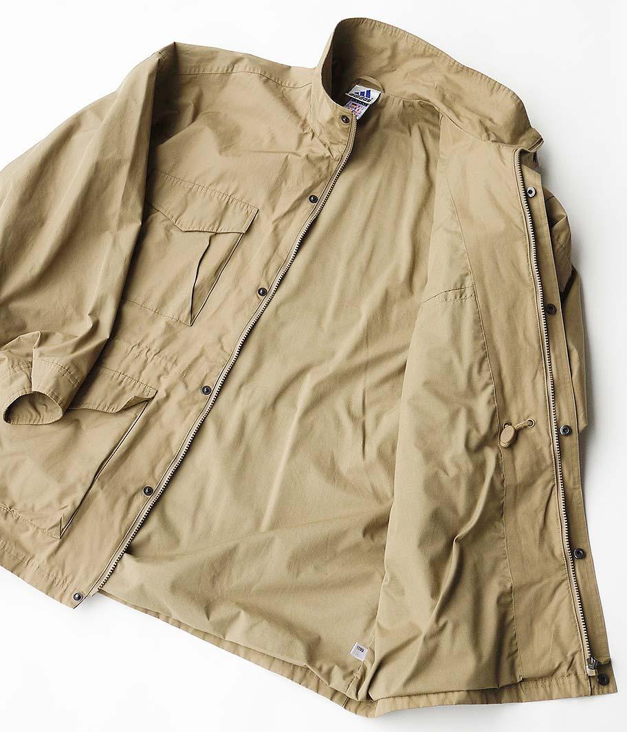 90's adidas M65タイプジャケット