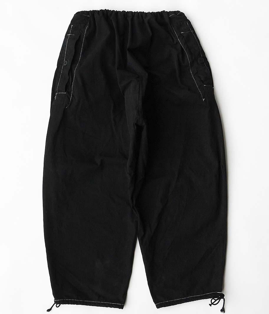 Customized by RADICAL Swiss Military EZ Snow Camo Pants [BLACK]