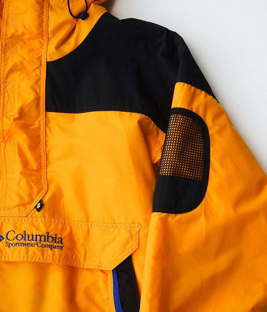 90's Columbia オールドナイロンアノラック