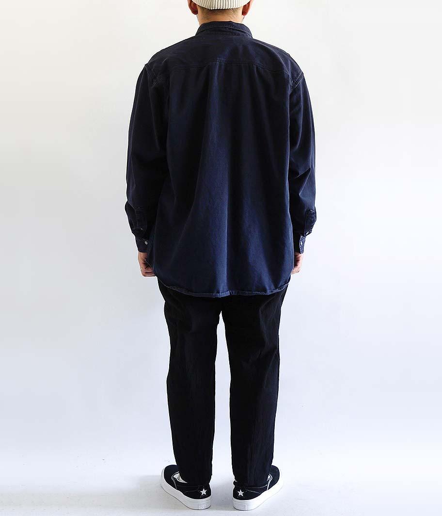 Calvin Klein コットンワークシャツ