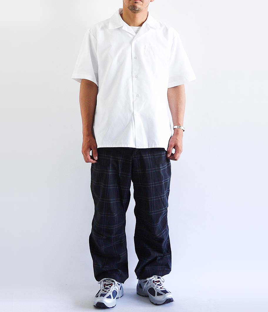 U.Sミリタリー メディカルショートスリーブシャツ