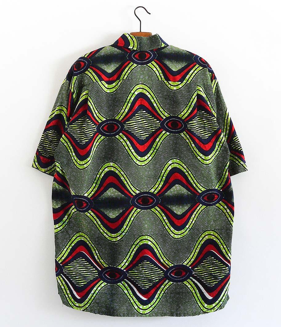 オールドバティックシャツ