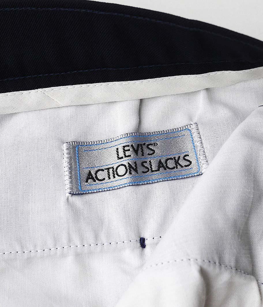 80's Levi's アクションスラックス