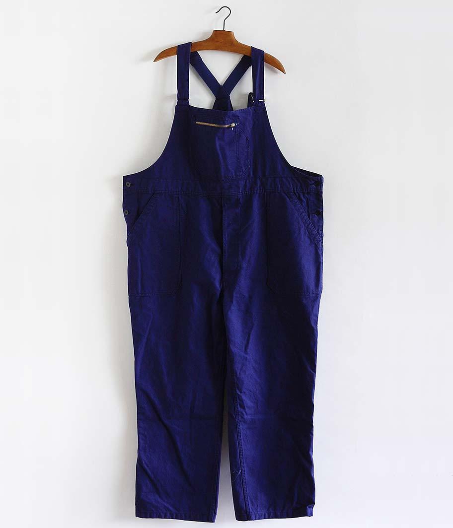 70's〜 フレンチワークオーバーオール [Dead Stock / One Wash]