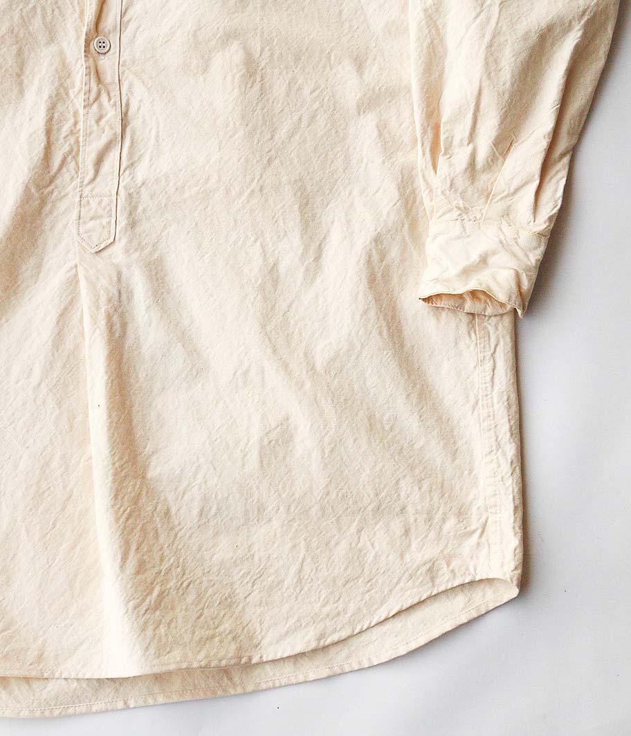 イタリア軍 プルオーバーシャツ [Dead Stock / One Wash]