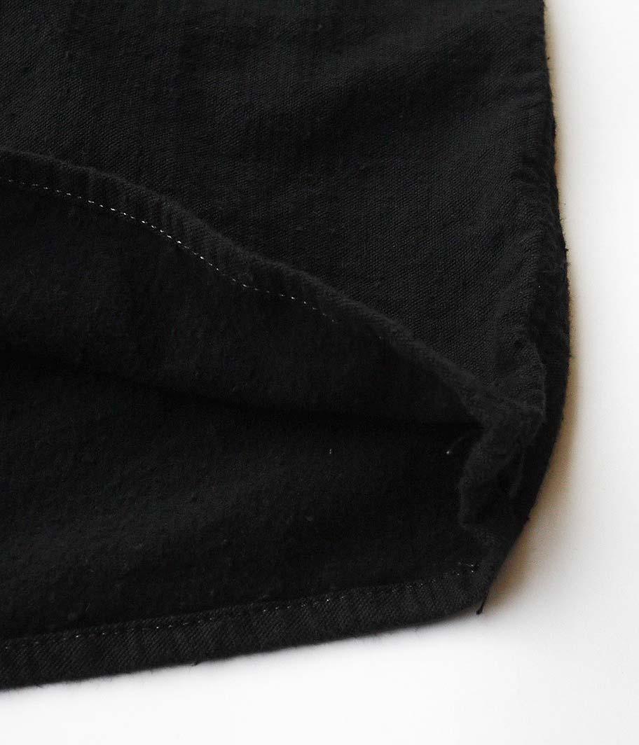 ロシア軍 スリーピングシャツ [Overdyed Black]