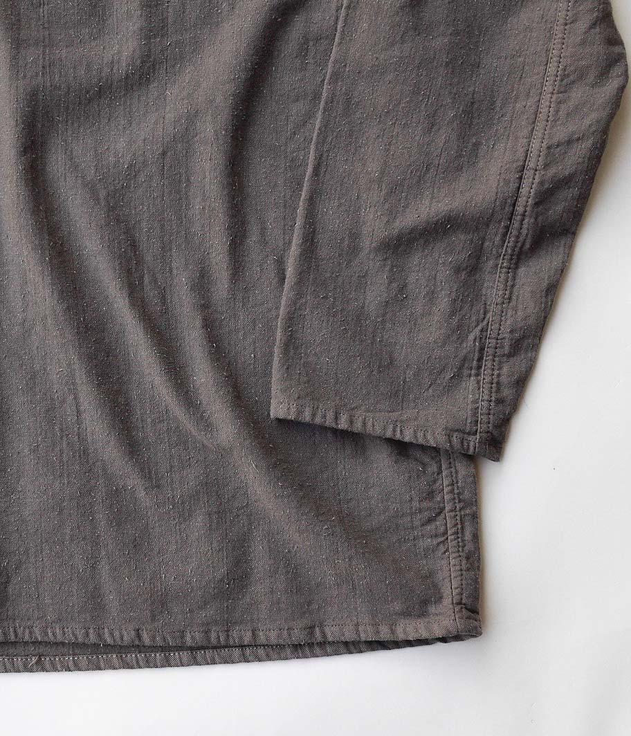 ロシア軍 スリーピングシャツ [Overdyed Graybrown]