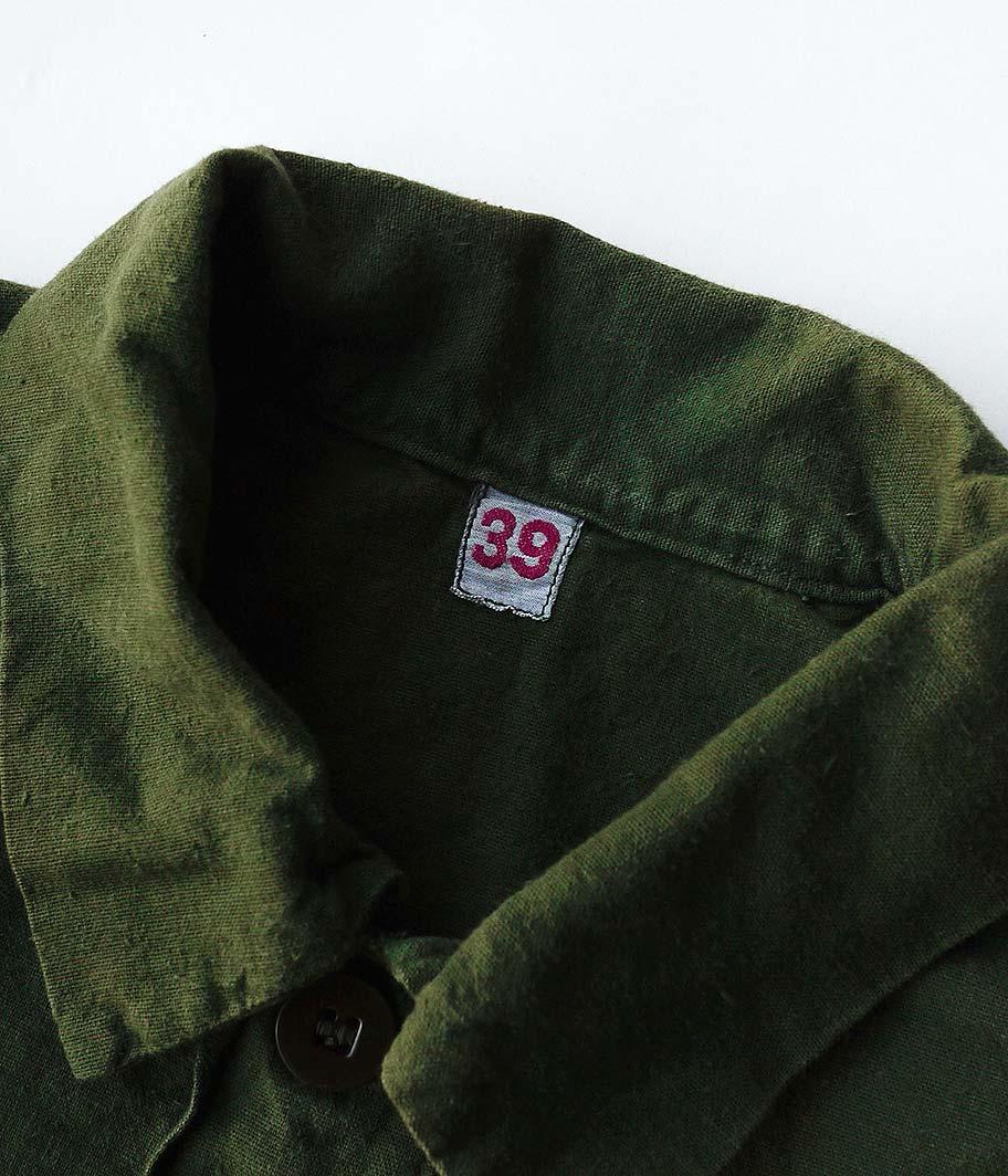 スウェーデン軍 M55プルオーバーシャツ