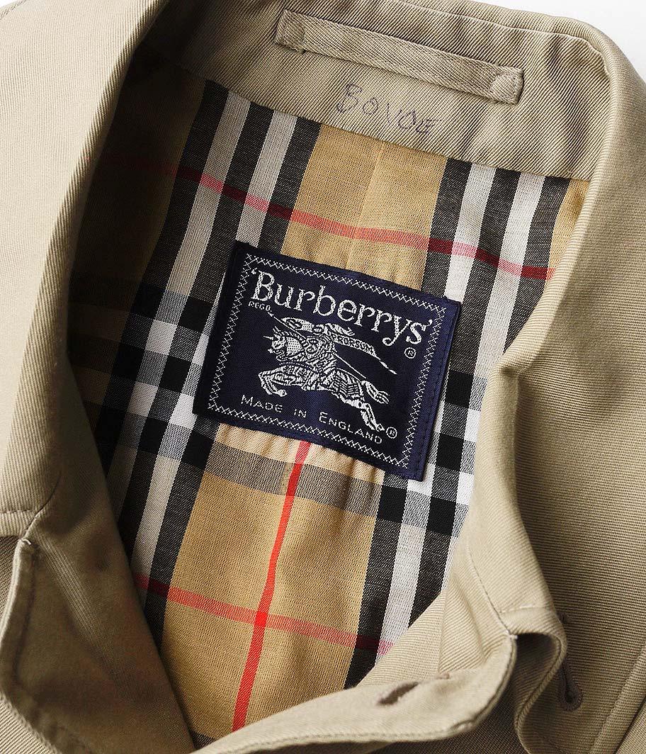 Burberry's オールドステンカラーコート