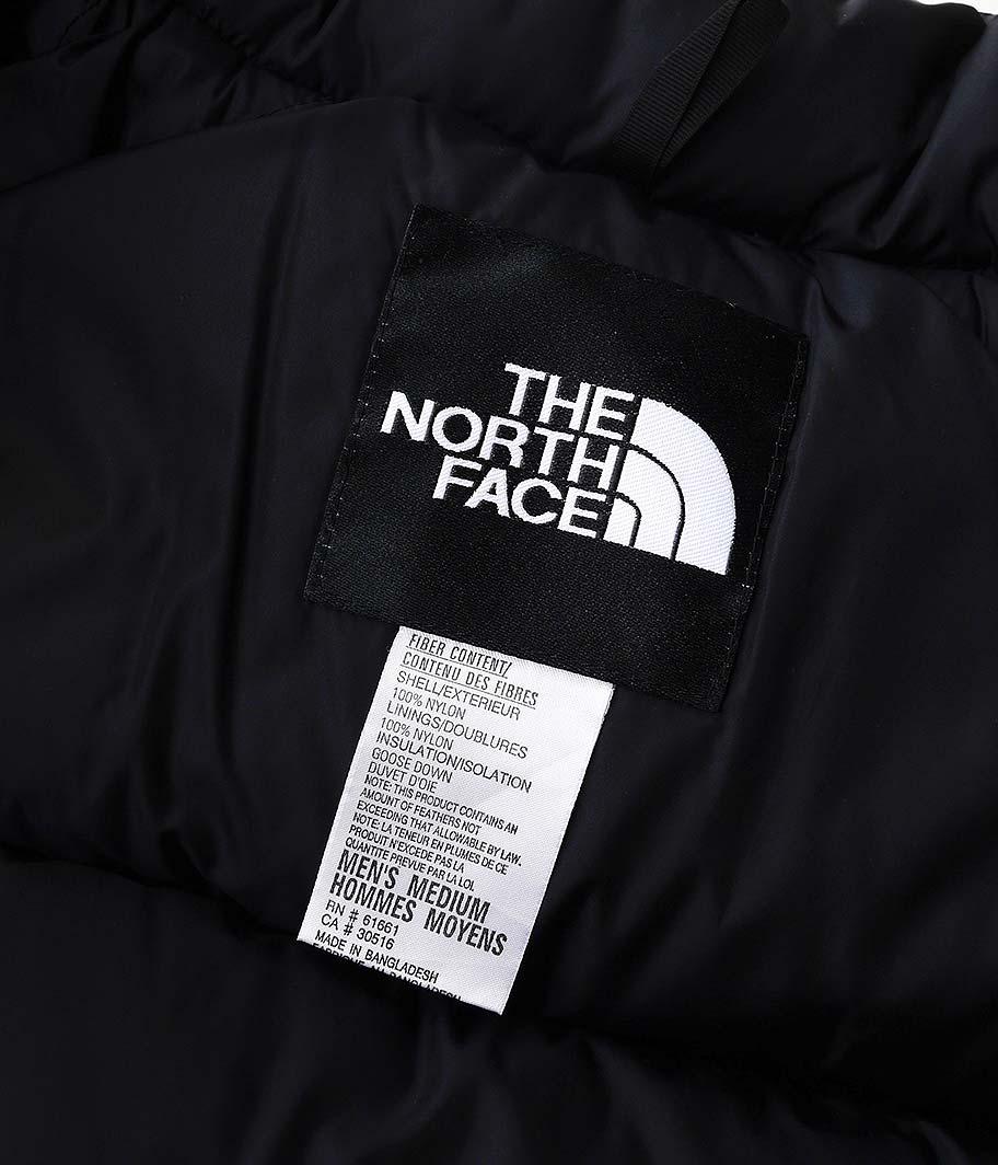 THE NORTH FACE ヌプシダウンベスト