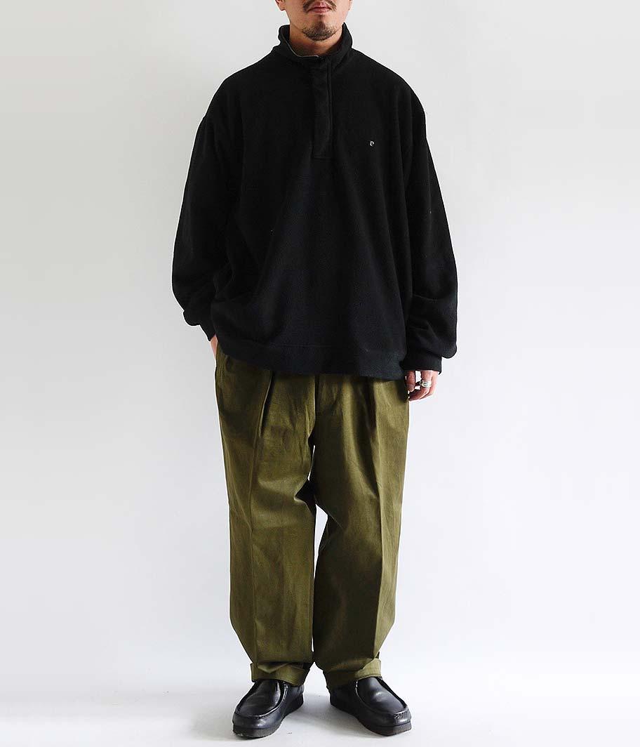 Pierre Cardin ハーフジップフリースジャケット