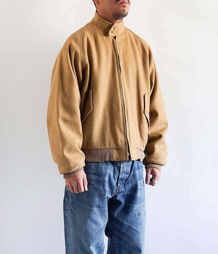 BARACUTA G9 ウールジャケット