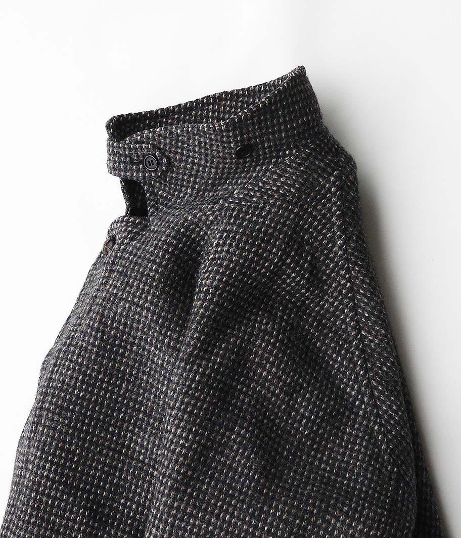 Burberry's ツイードハリントンジャケット