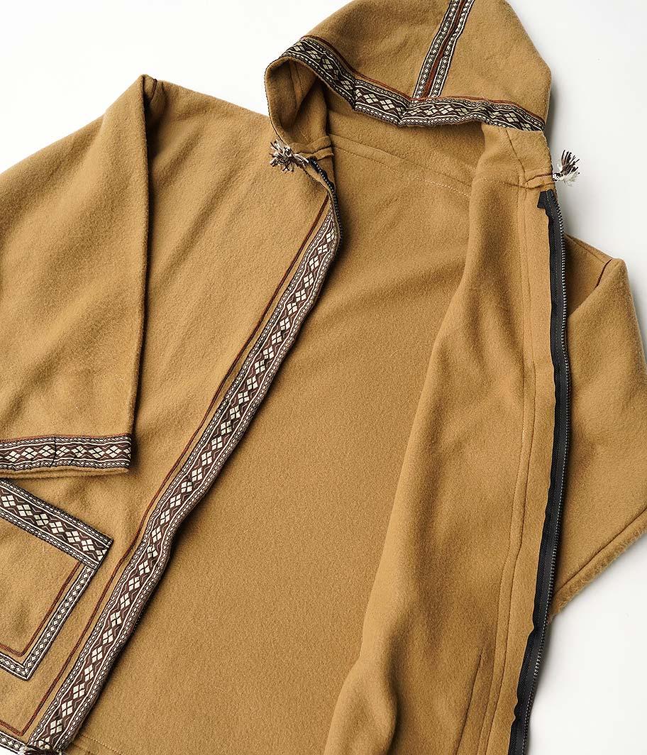 チロリアンフリースジャケット