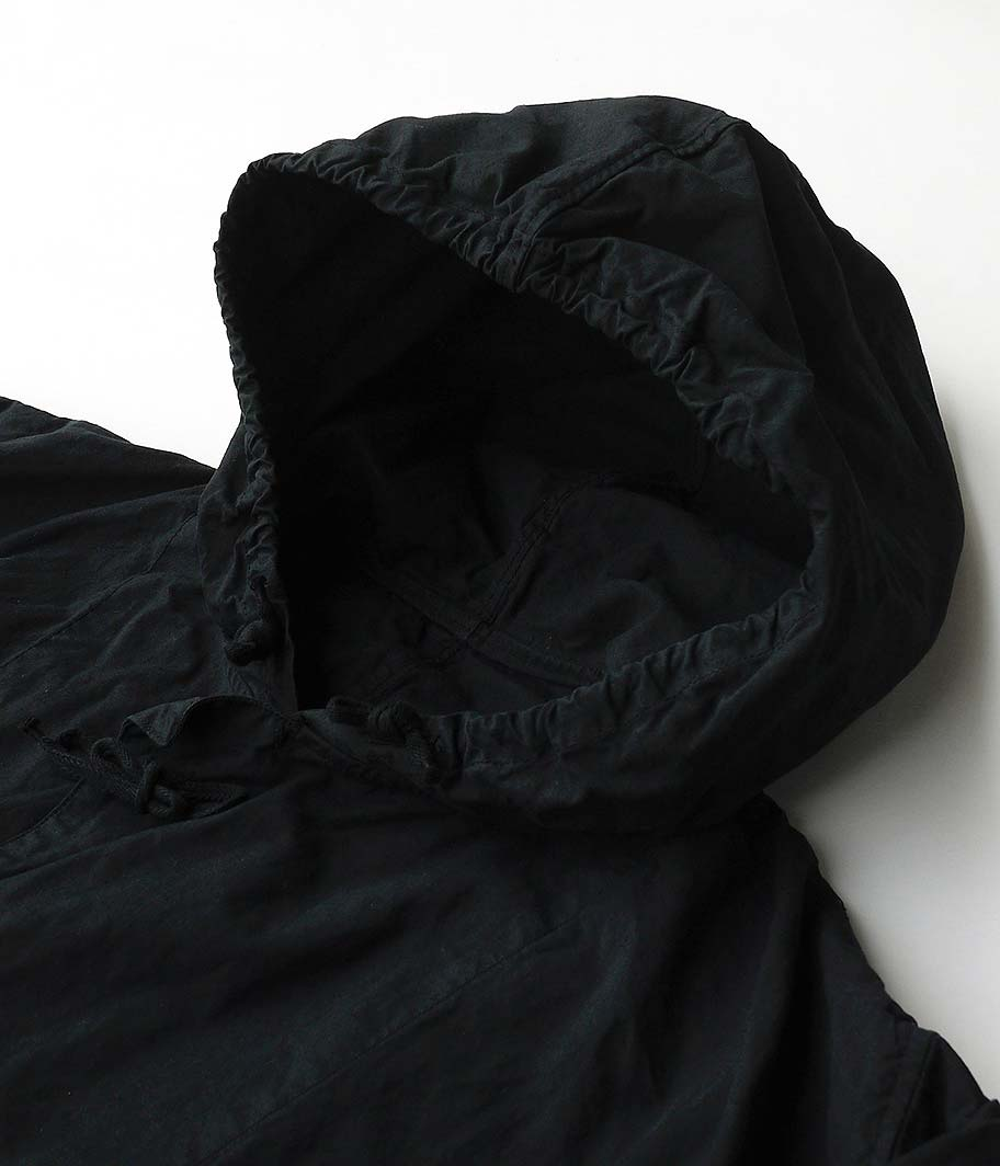 イタリア軍 スノーパーカー [Overdyed BLACK]