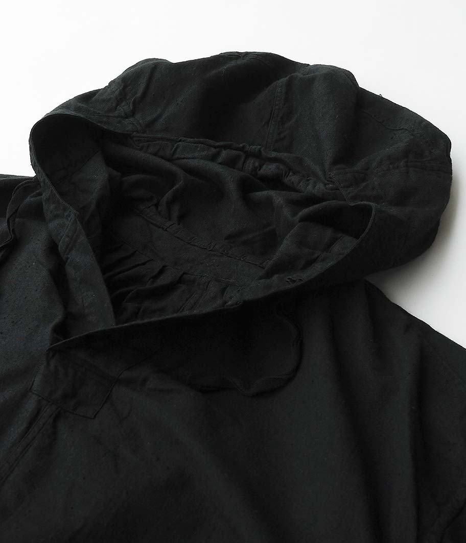 チェコ軍 スノーパーカー [Overdyed Black]