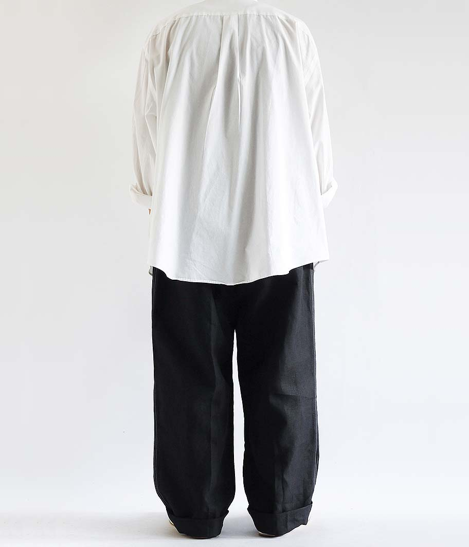 Customized by RADICAL French Maquignon Linen Pants[Dead Stock]