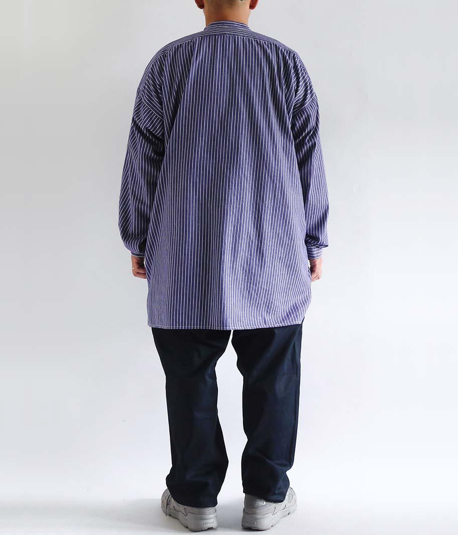 ユーロプルオーバーシャツ