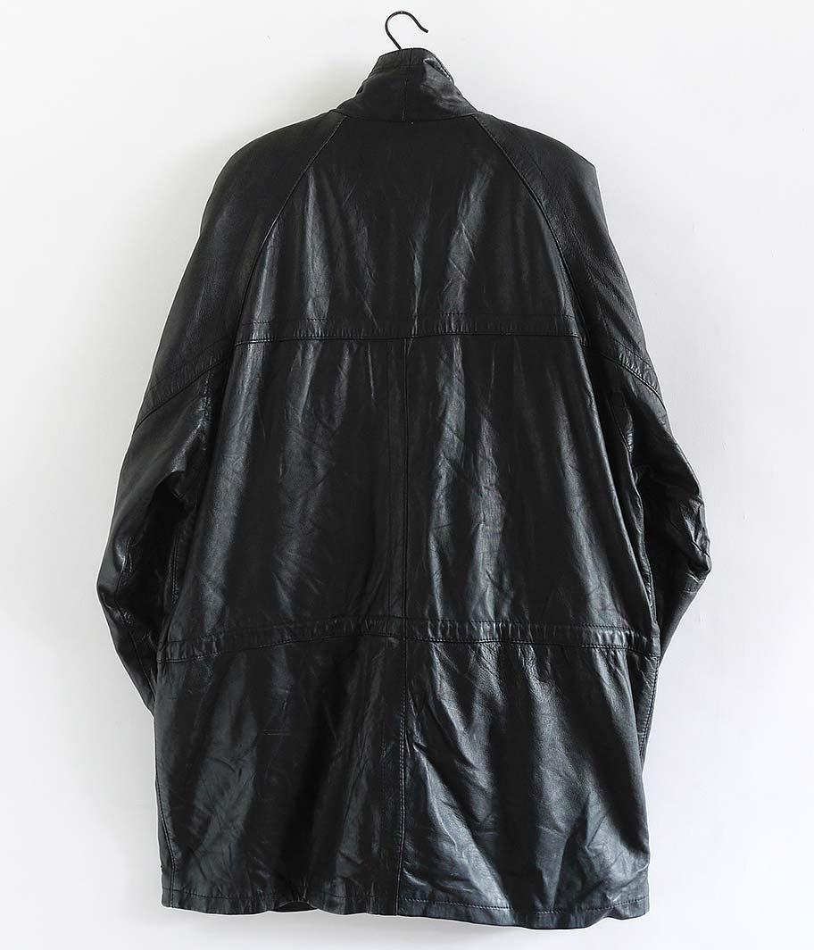 オールドレザージャケット