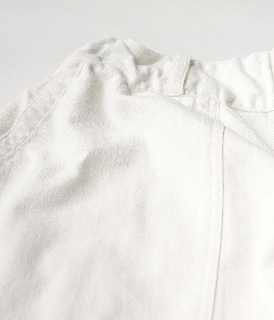Customized by RADICAL Russian military Sleeping EZ Pants [WHITE]